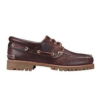 Zapatos de Hombre Timberland TRAD HS 3 EYE LUG Marrón