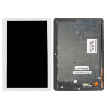 Дисплей в сборе с тачскрином для Huawei MediaPad T3 10, белый