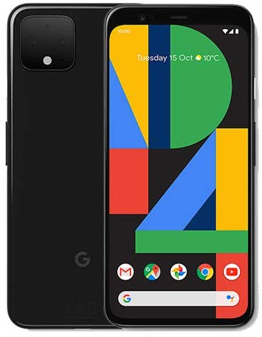 Phone Googling Pixel 4 (G020M), Black Color (Black), 6 GB RAM, 64 GB Of Internal Memory, Dual SIM, Camera Princip
