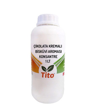 Tito Chocolate Cream Biscuit Aroma [Water Soluble] 1 lt