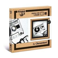 Clementoni puzzle 250 sztuk puzzle oprawione puzzle dla dorosłych ramki miłosne piosenki