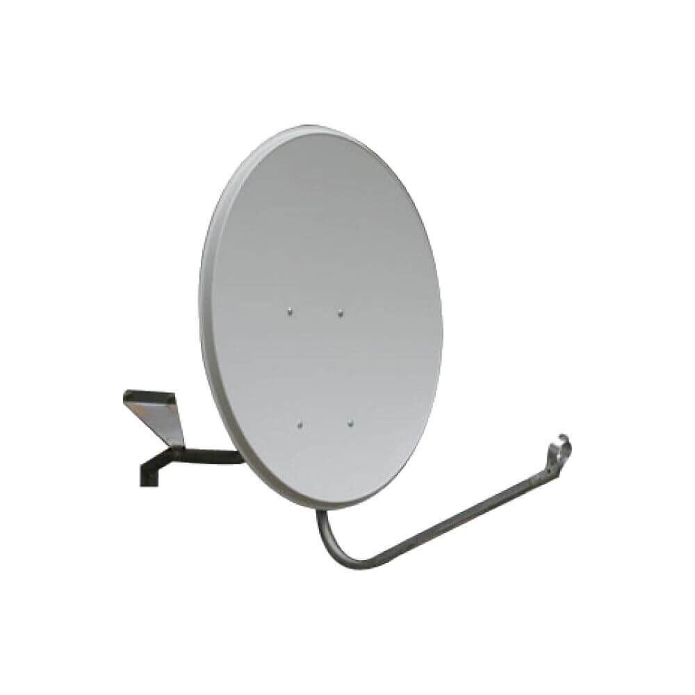 Antenna Satellite Dish Offset Супрал 0,6. Mirror 0,6. Tricolor, NTV-plus, MTS, Internet