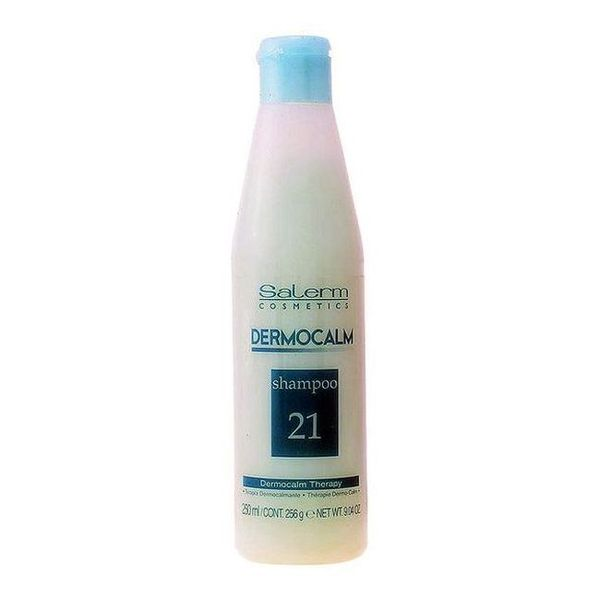 Shampoo Dermocalm Salerm (250 Ml)