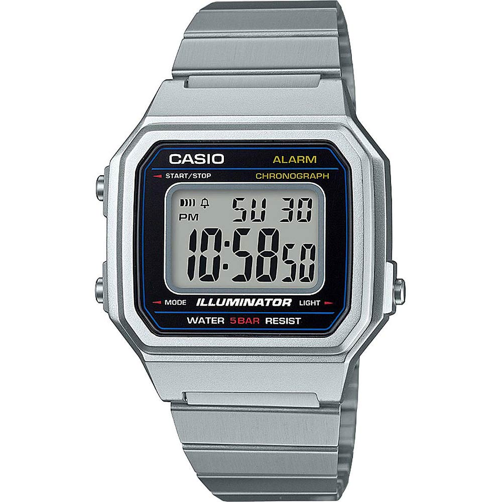 Casio Wrist Watches B650WD-1A Men Digital