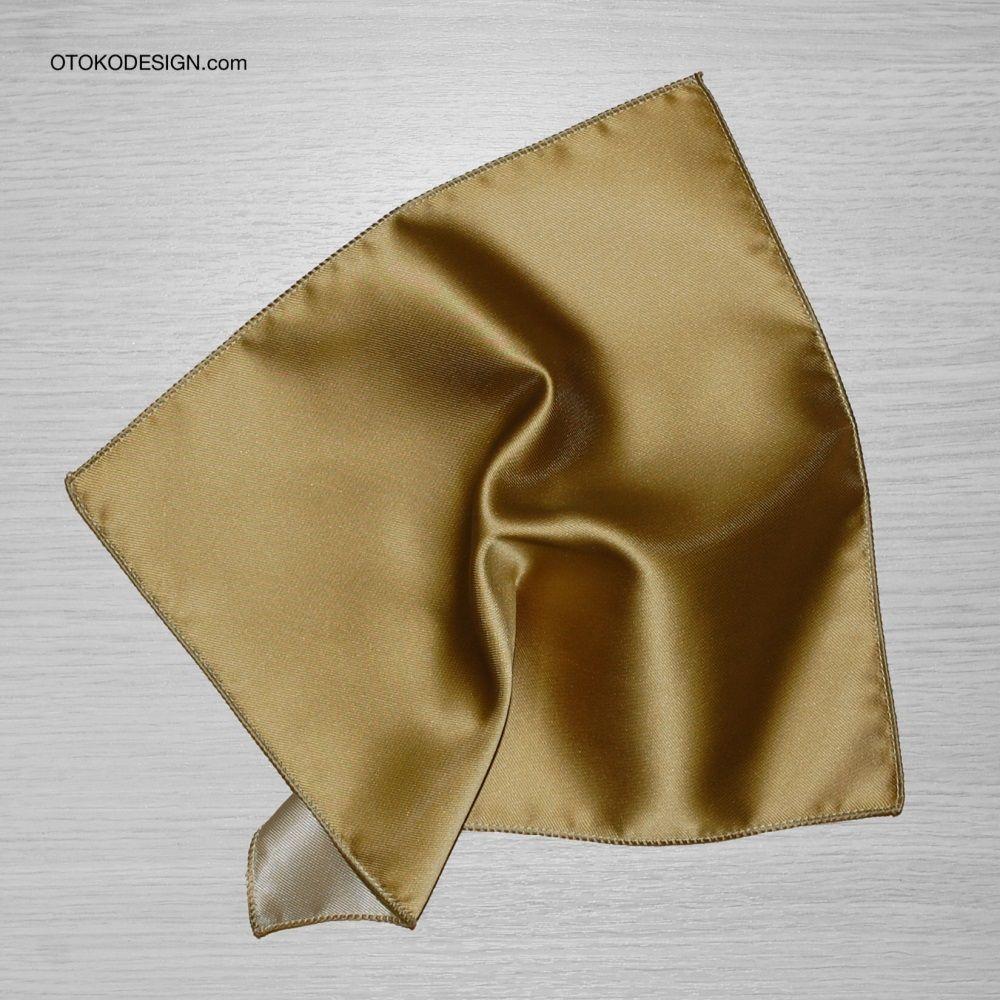 Gold Pocket Square (50205)
