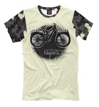 Males's T-shirt trailhunters bike