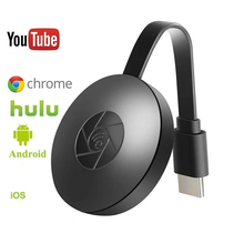 Tv-Stick Youtube Anycast Miracast Android Smart Wireless Display Phone for Newest Ultra-Hd