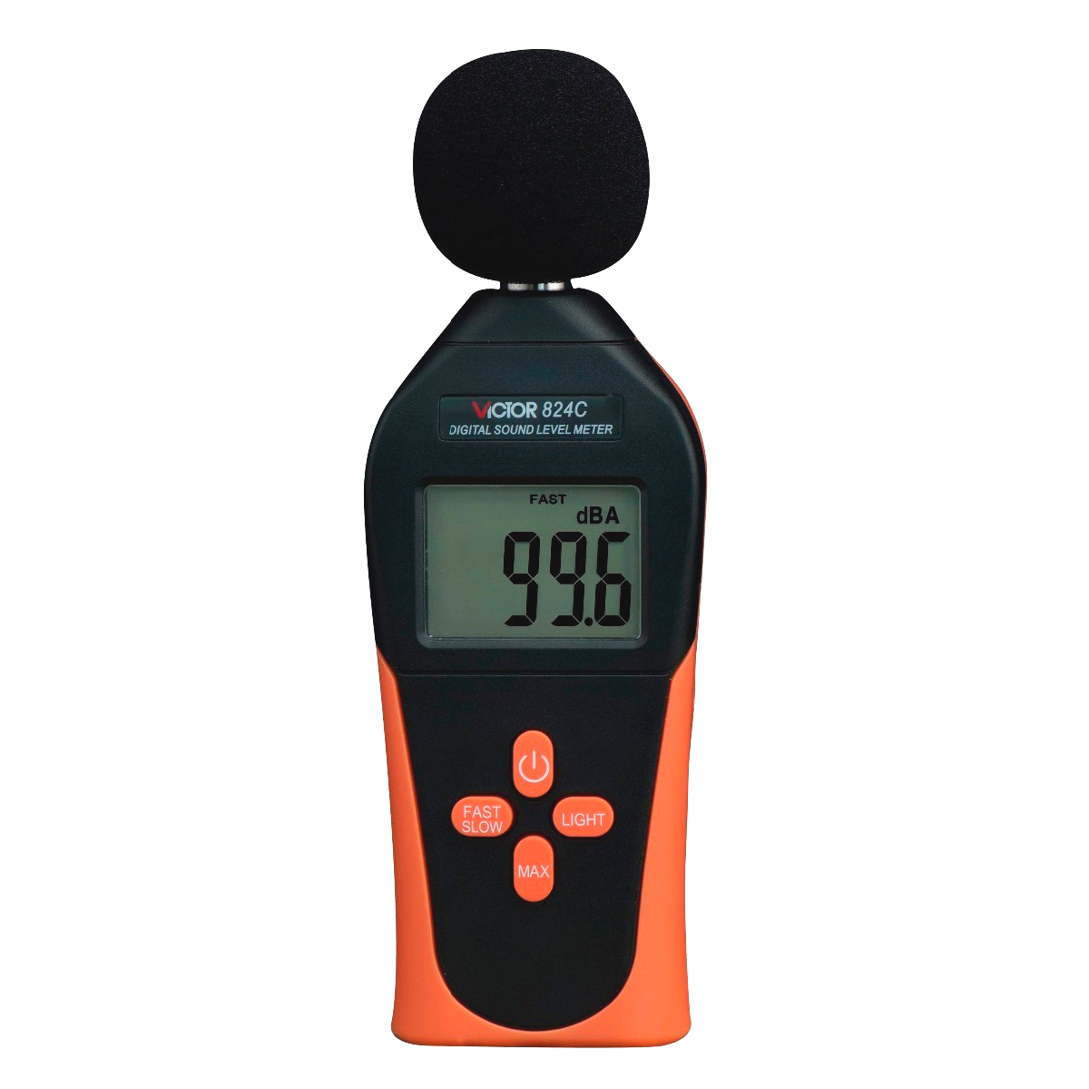 High precision digital sound meter ...