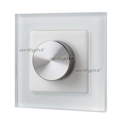 025528 INTELLIGENT. ARLIGHT Rotary Panel DALI-133-1G-DIM-IN (BUS Backlight) Box-1 Pcs ARLIGHT-Управление Light/^ 80