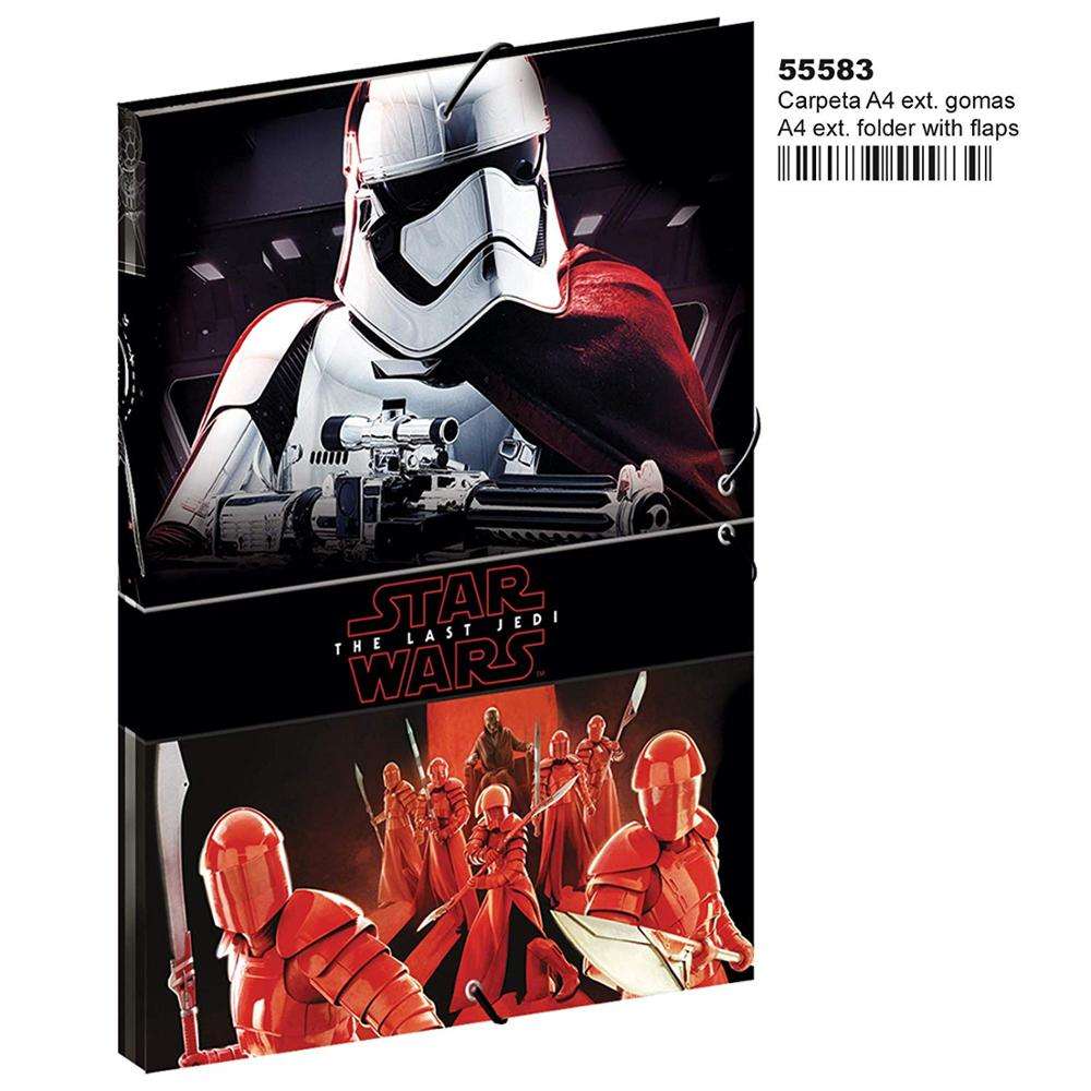 Folder A4 Star Wars Episode VIII The Last Jedi Vicious Lapels