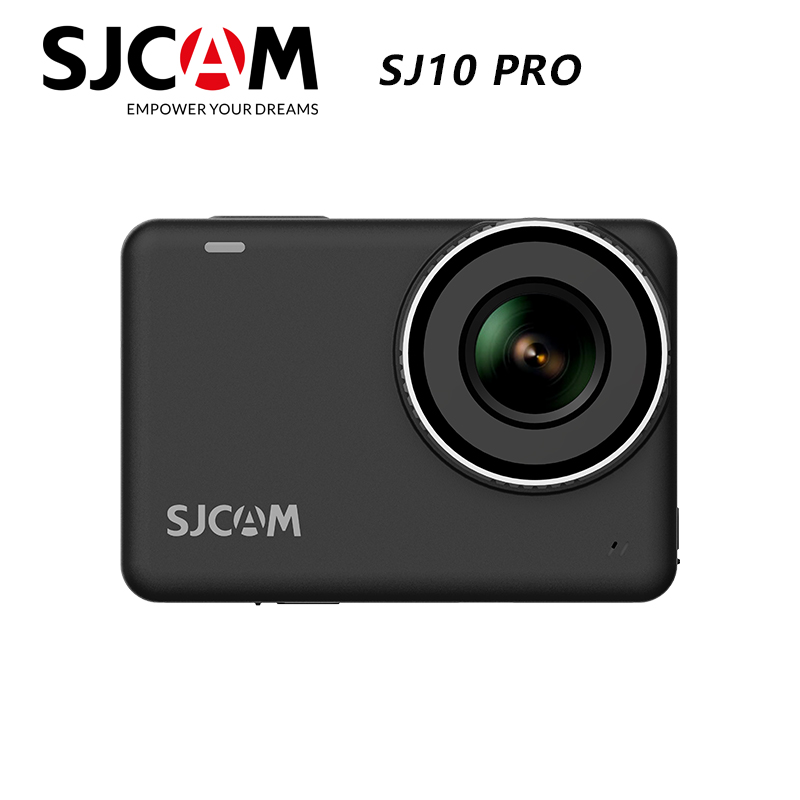100% Original SJCAM SJ10 Pro Sport Action Kamera Supersmooth <font><b>4K</b></font> 60FPS WiFi Remote Ambarella H22 Chip 10m Körper wasserdicht DV image