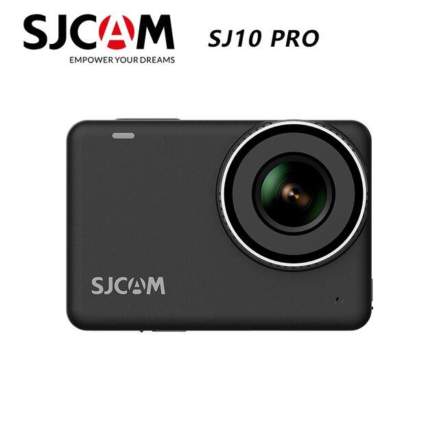 SJCAM SJ10 4K Camera Camera and Accessories Unisex color: No Waterproof Case With Waterproof Case