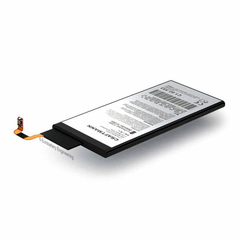 Vervangende Batterij 2600Mah Samsung Galaxy S6 Rand SM-G9250/G925F (EB-BG925ABA)