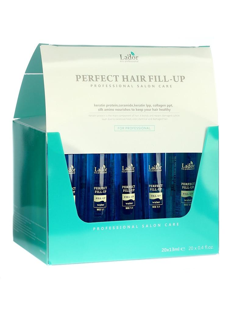 Lador Perfect Hair Filler 13mlx20pc Korean Cosmetic