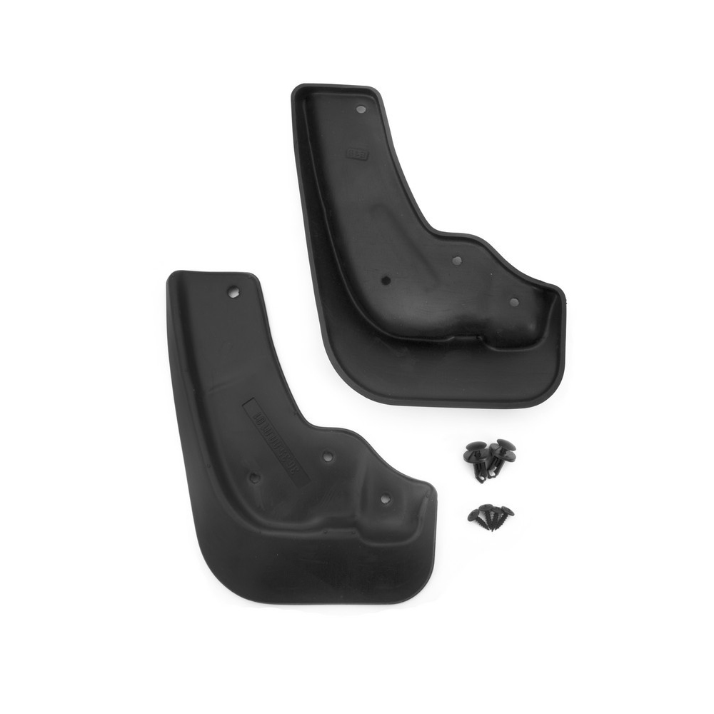 цена на Front mud flaps for NISSAN Juke 2011-2014, 2014, ext. 2 pcs. (optimum) in the package