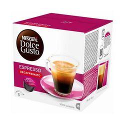 Kapsułki do kawy Nescafé Dolce Gusto 60658 Espresso deaffeinato (16 uds) w Ekspresy kapsułkowe do kawy od AGD na