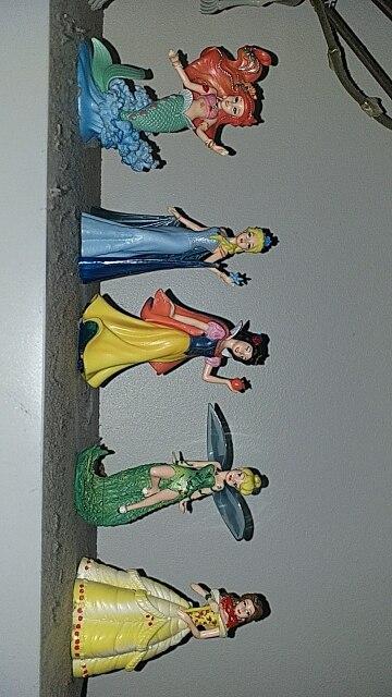 Figuras de ação sereia collectible modelo