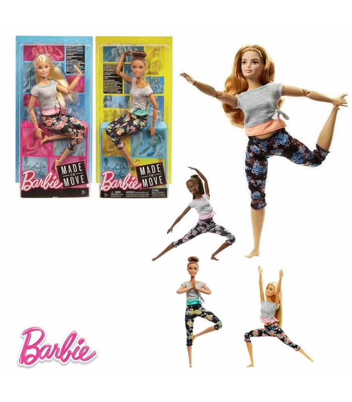 Barbie Movements Without Limits Toy Store