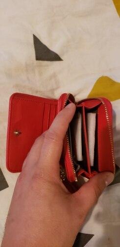 Carteiras dinheiro pequeno carteira