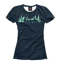 Ladies's T-shirt Bike