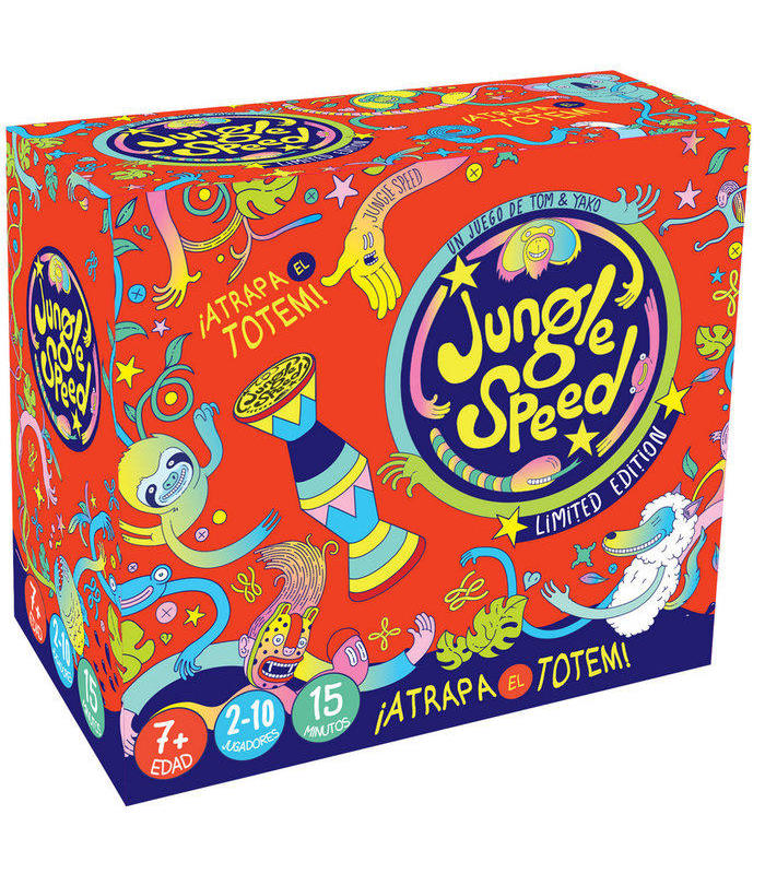 Jungle Speed (bertone) Toy Store