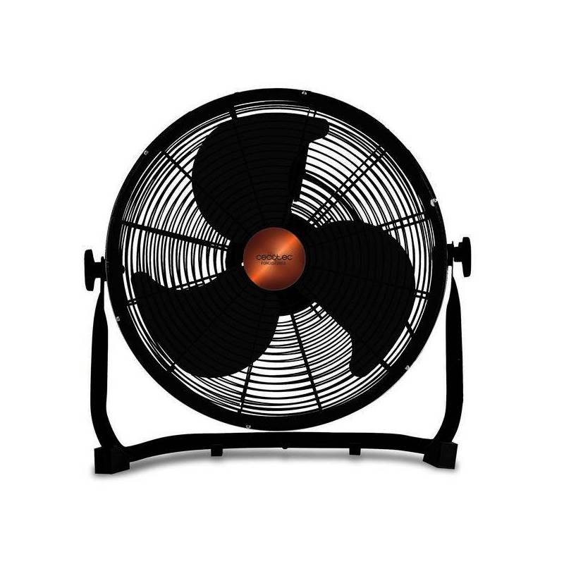 Floor Fan Cecotec Forcesilence 3000 Pro 90W Black