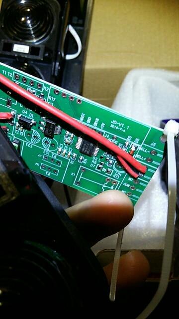 -- Barreira Barreira Detector