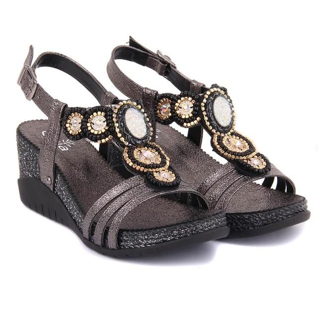 Guja-Ladies Elegant Summer Sandals