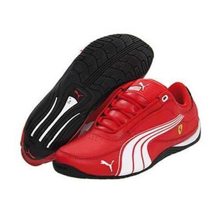Ferrari sneakers junior Drift Cat 4 L SF red size 36|  - title=
