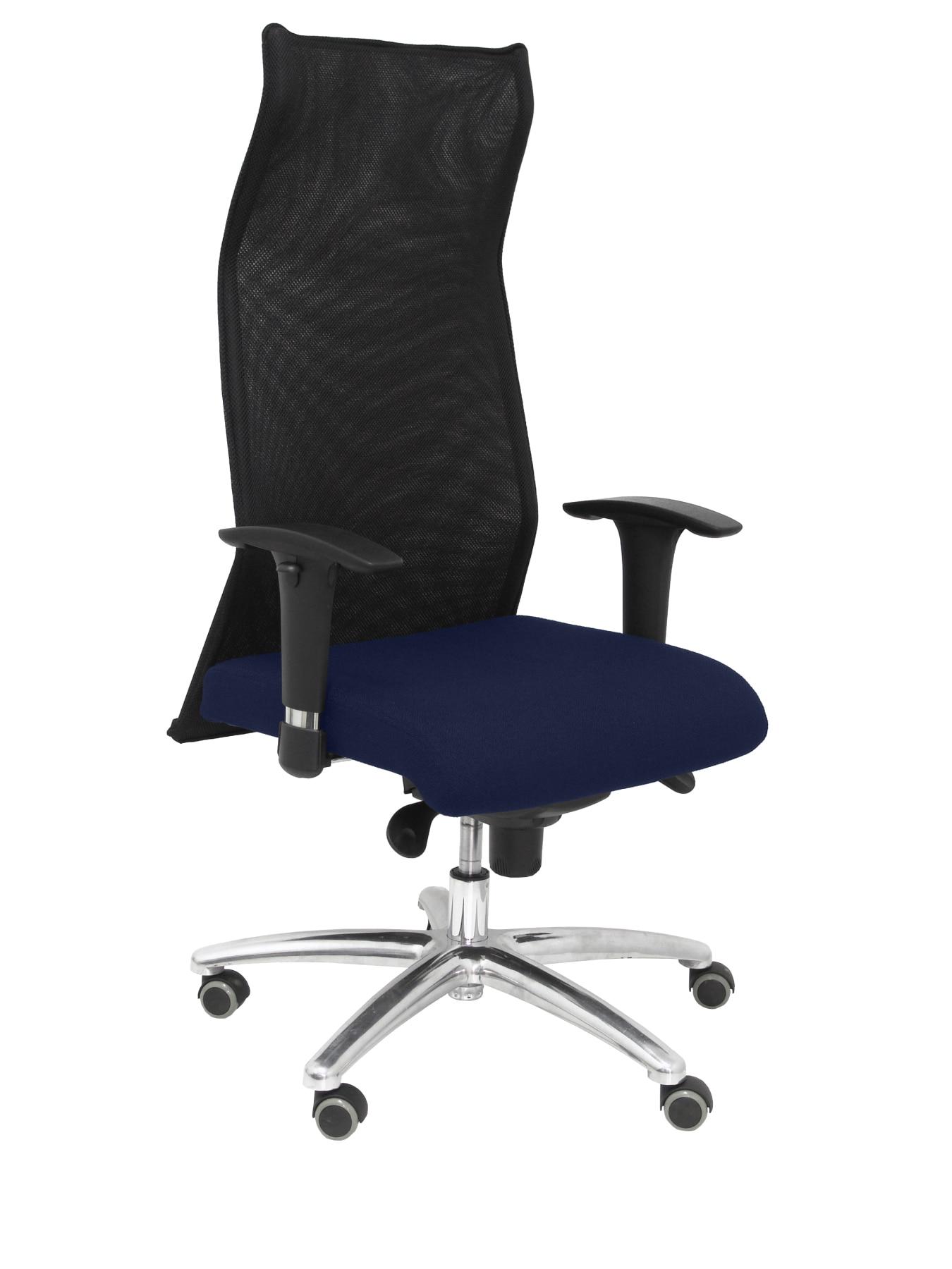Mobilya'ten Oturma Odası Kanepeleri'de Koltuk ergonomik direksiyon Sincro ev mekanizması ve kısılabilir yüksek irtifa respaldo de nefes örgü ve koltuk t title=