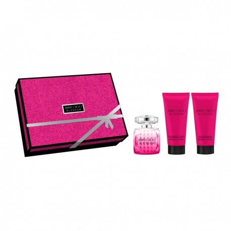 JIMMY CHOO EDP 100ML + BODY LOTION 100ML + GEL 100ML