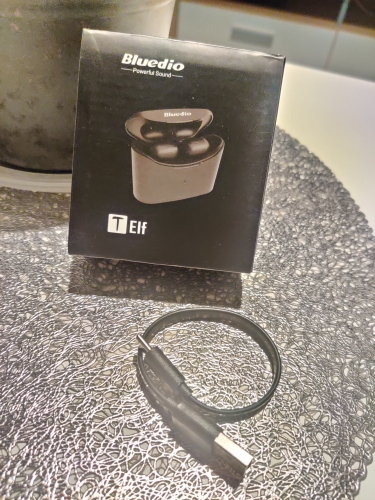 Bluedio T elf TWS bluetooth stereo earphone headsets mini true wireless earbuds Sport headsets with dual microphone charge case|Bluetooth Earphones & Headphones|   - AliExpress