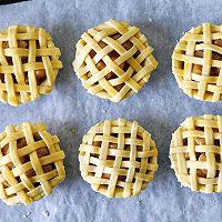 经典茶歇美式肉桂苹果派的做法图解12