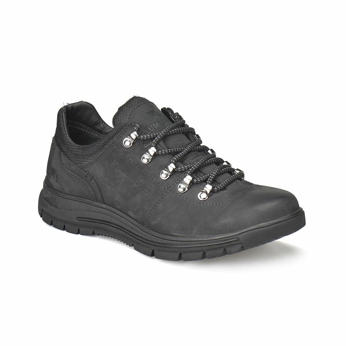 FLO THE LINDUM NUB Black Male Outdoor Shoes LUMBERJACK