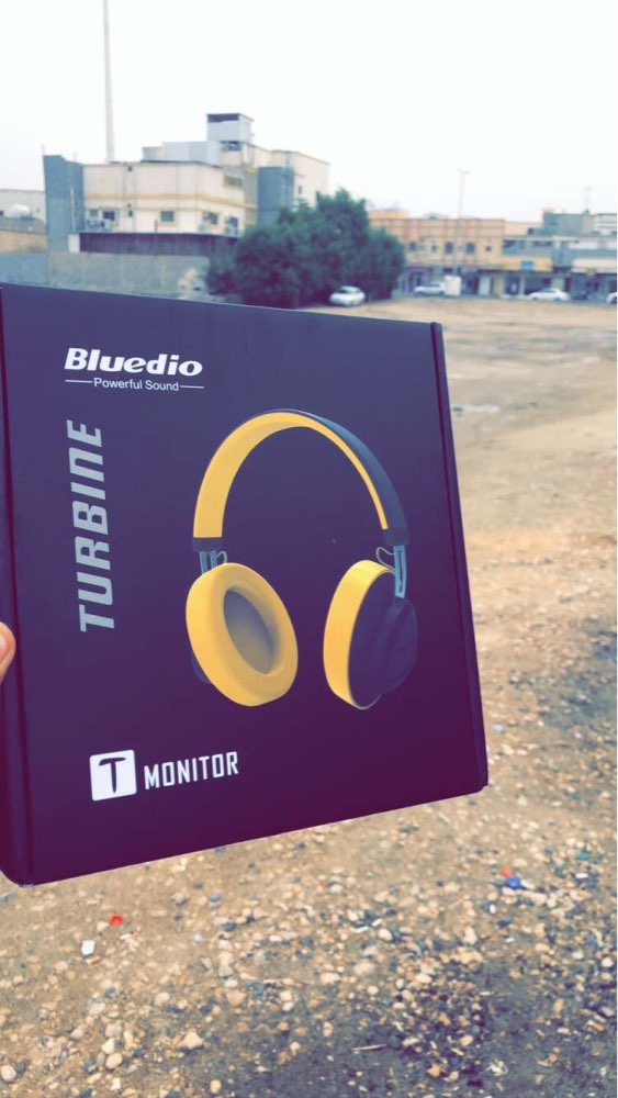 Bluedio TM wireless bluetooth headphone with microphone monitor studio headset for music and phones support voice control|Phone Earphones & Headphones|   - AliExpress