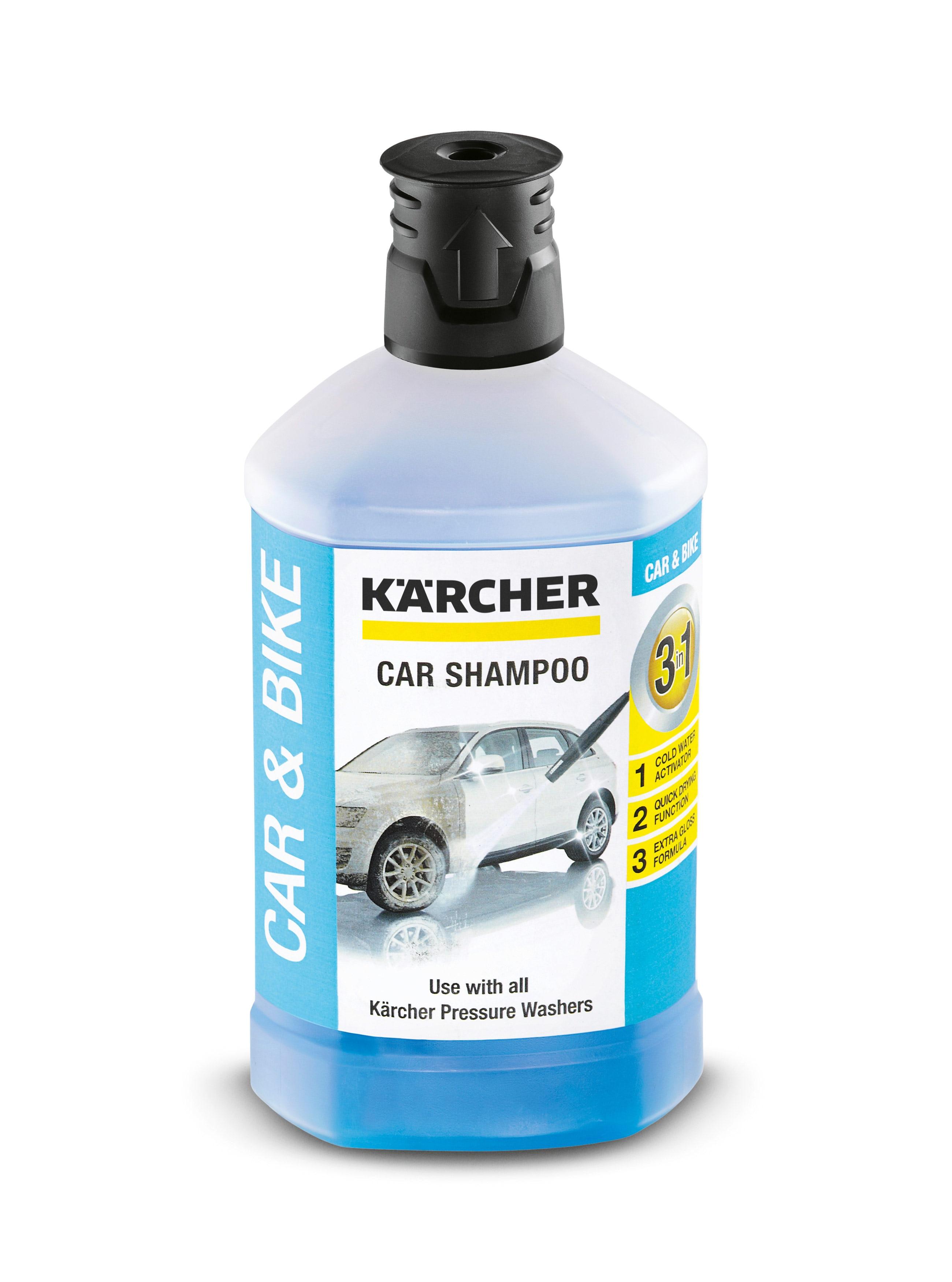 Rm610. Car Shampoo 3 In 1. (1 Liter) (6.295-750.0)