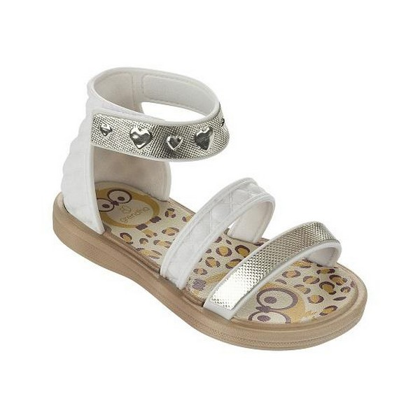 Children's Sandals Rider Grenda Baby White