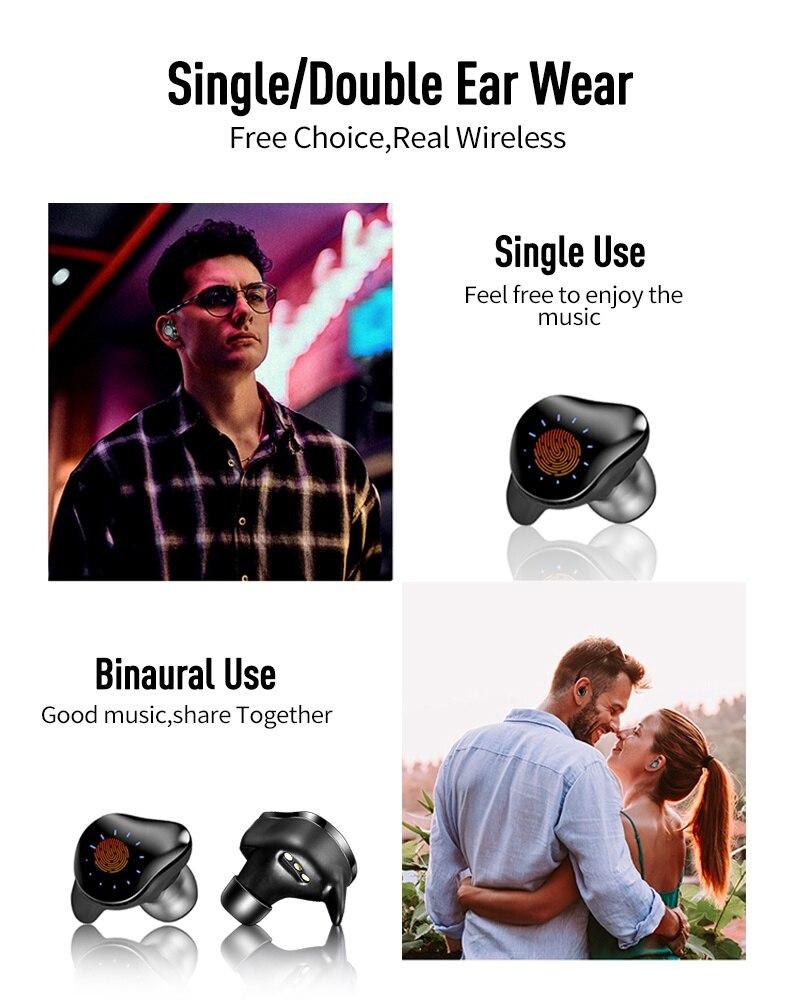 TWS 8000mAh Earphones Bluetooth 9D Stereo Wireless Headphones IPX7 Waterproof Sport Earbuds Headsets With LED Display Earphone (7)