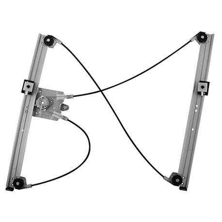 Finestra sollevatore KSH-1830.0030201 RENAULT LAGUNA II 03/01-09/07 4 P/IZQ senza motore, Elettrico