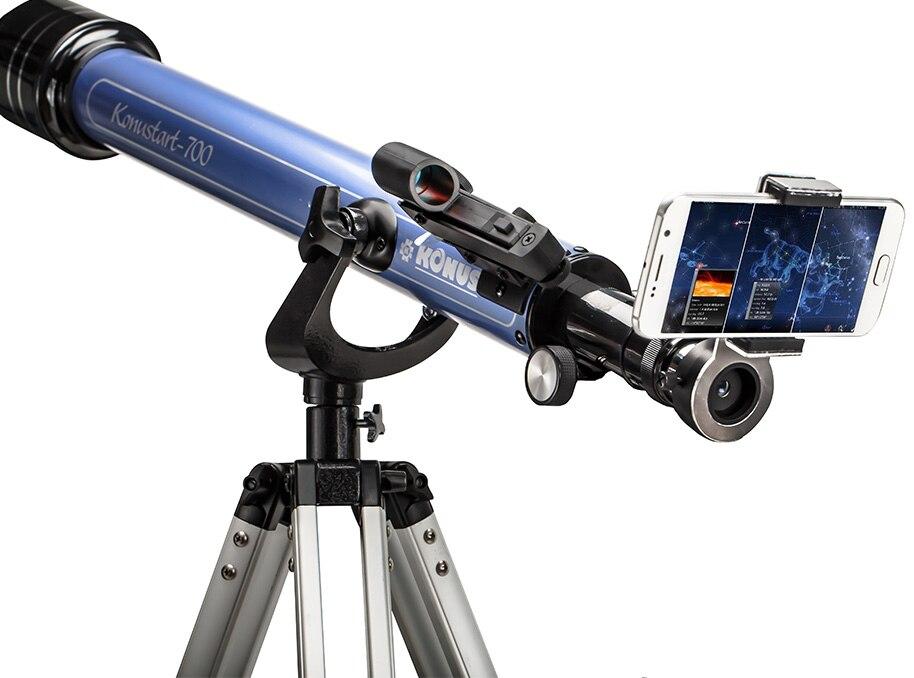 Телескоп Konus Konustart 700B 60/700 AZ|Телескоп и бинокли| | АлиЭкспресс