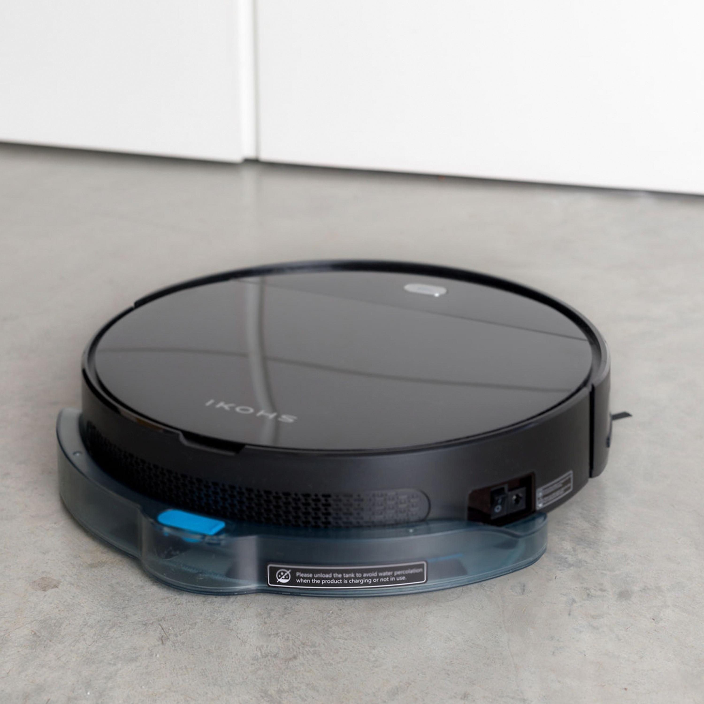 IKOHS NETBOT S12 Roboter Smart Staubsauger Schwarz Staubsauger Professional Home Mnando Remote Drahtlose Intelligente - 5