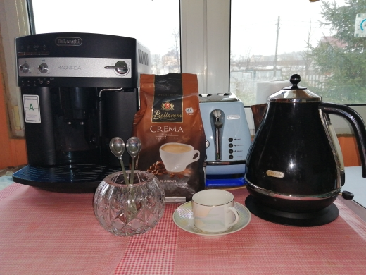 Coffee Machine DeLonghi ESAM3000.B Coffee Machine DeLonghi ESAM 3000 B ESAM 3000B kitchen automatic Coffee machine automatic Coffee Maker cappuccino household appliances for kitchen|Coffee Machines|   - AliExpress
