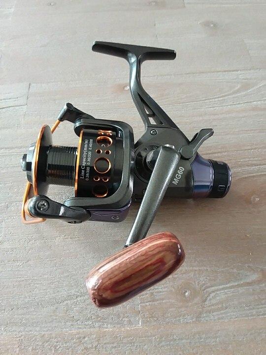 Carretilhas de pesca design carretel alimentador