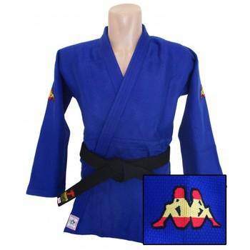 Judogi Kappa Atlanta España homologado IJF azul