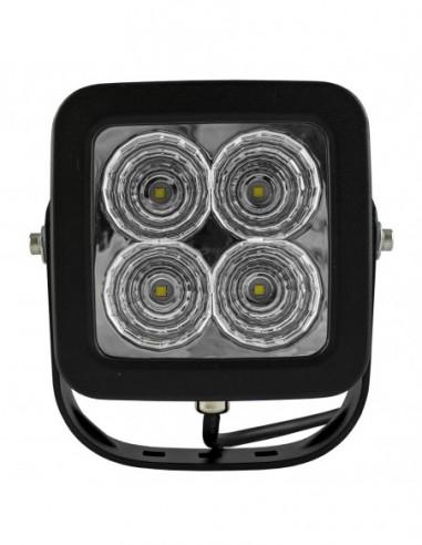 JBM 53049 WORK LAMP 4 LEDS 40W STRAY LIGHT