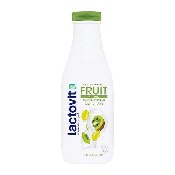 Shower Gel Fruit Antiox Lactovit (600 Ml)
