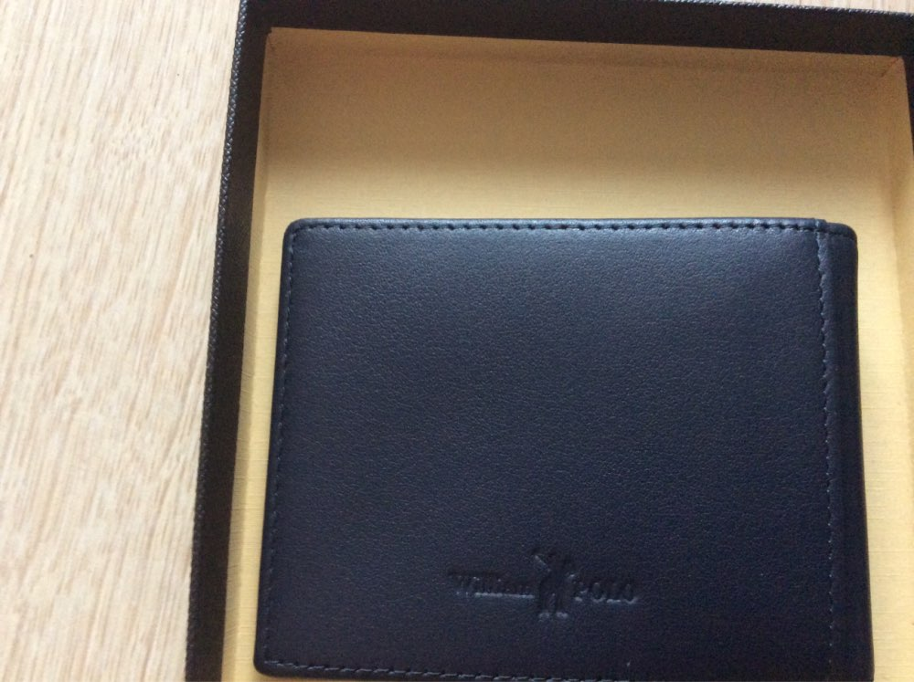 Genuine Leather  Driver License Cover Card Holder Genuine Leather Men Photo Holder Black Brown Blue photo review