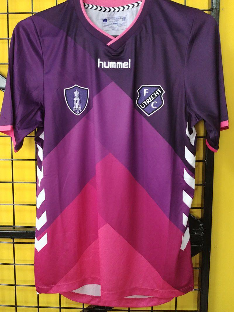Fc Utrecht 2017 Away Football Shirt Home Soccer Jersey Football Shirt Kit Euro Cup World Cup Netherland Champion League Soccer Jerseys Aliexpress