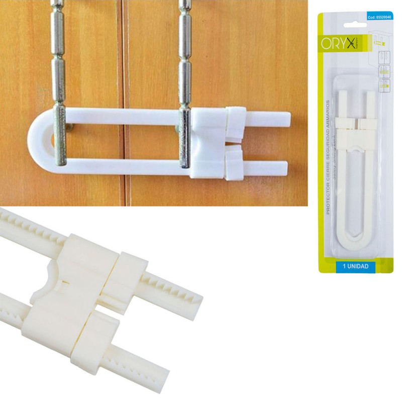 Protector Close Security Lockers (Blister 1 Piece)