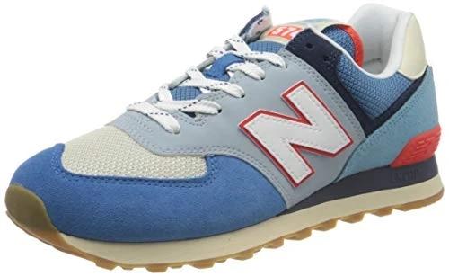 New Balance 574v2, men's shoes, Blue (Blue Sos), 44 EU Men's ...